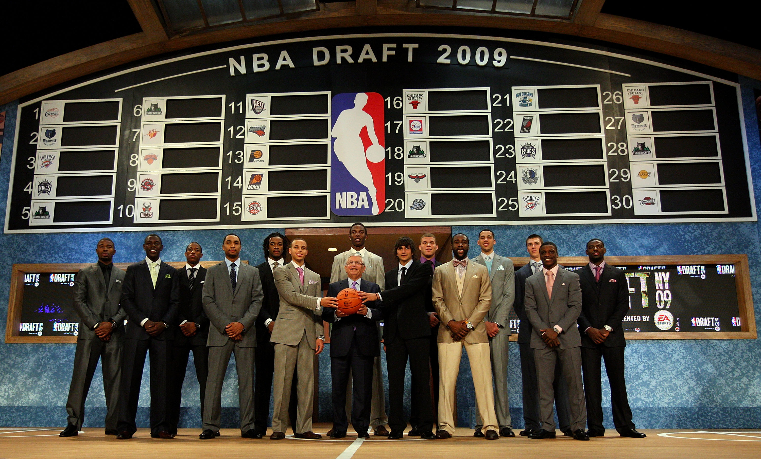 10 years later revisiting the 2009 nba draft fanbay