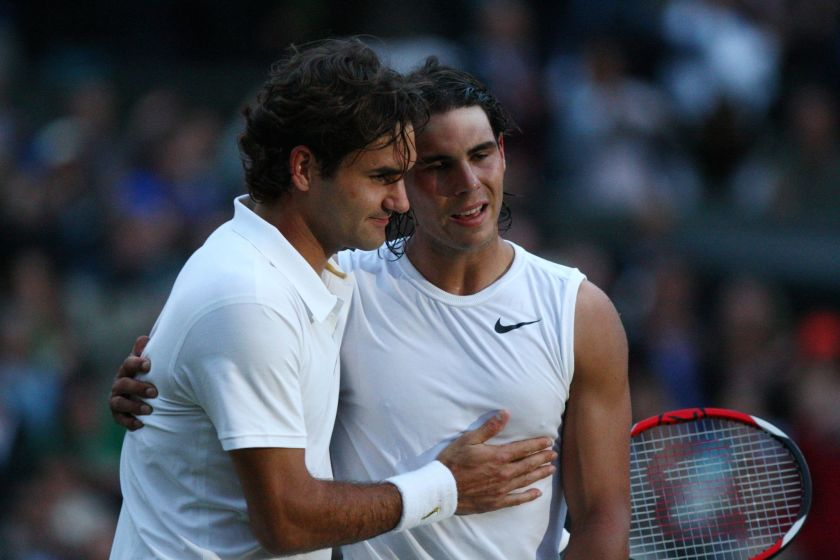 Federer vs Nadal: 20 Most Epic Matches In Tennis's Most Epic Rivalry
